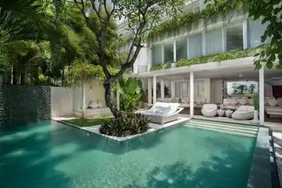 Villa Eden Garden View