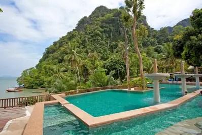 Krabi Beachfront Resort Family