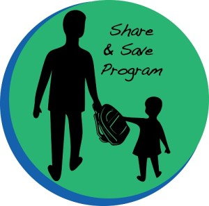 The Share & Save Charitable Backpack Rental Program