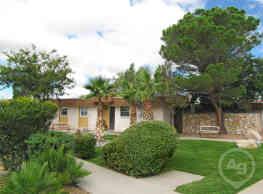 Coronado Villas Luxury Townhomes Apartments El Paso TX