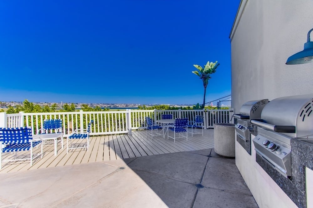 crown point rental with bbq