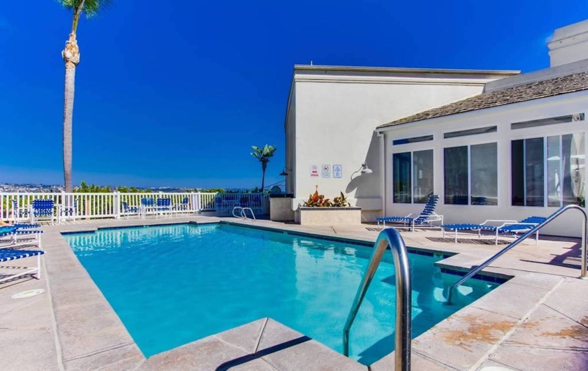 crown point long term rental with pool