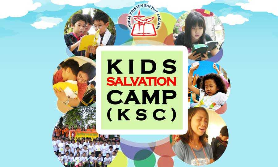 Kids Salvation Camp - GKBJ Taman Kencana