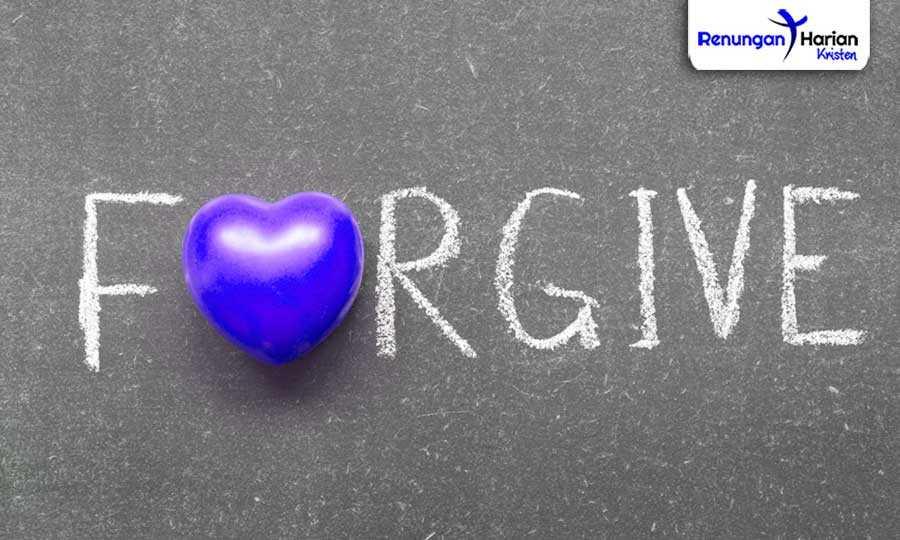 Renungan Harian Remaja Kejadian 50:15-21   Forgive