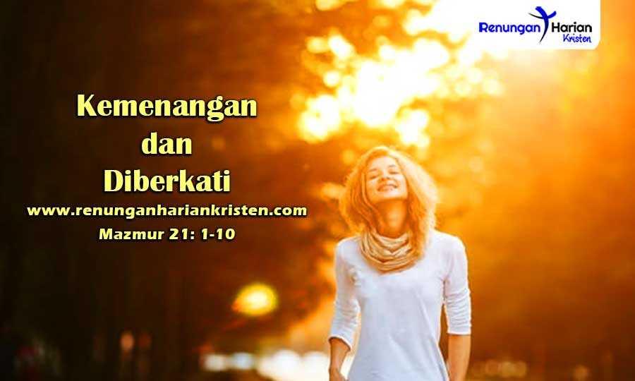 Renungan-Harian-Remaja-Mazmur-21-1-10-Kemenangan-dan-Diberkati