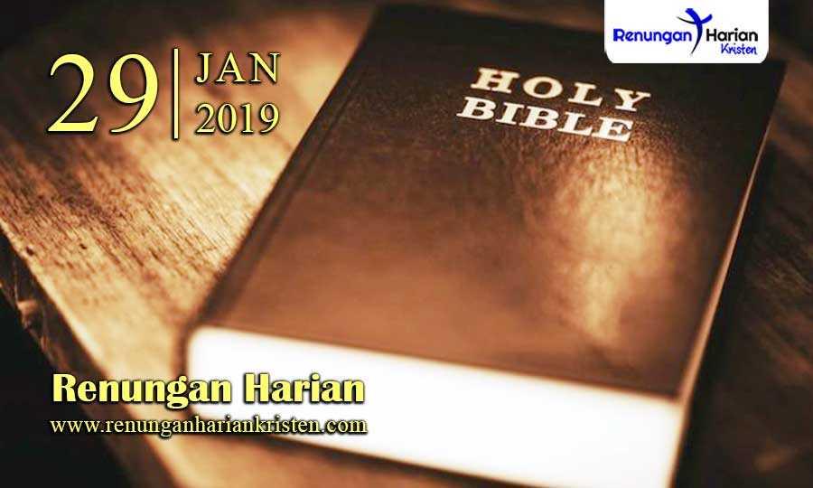 Renungan-Harian-29-Januari-2019