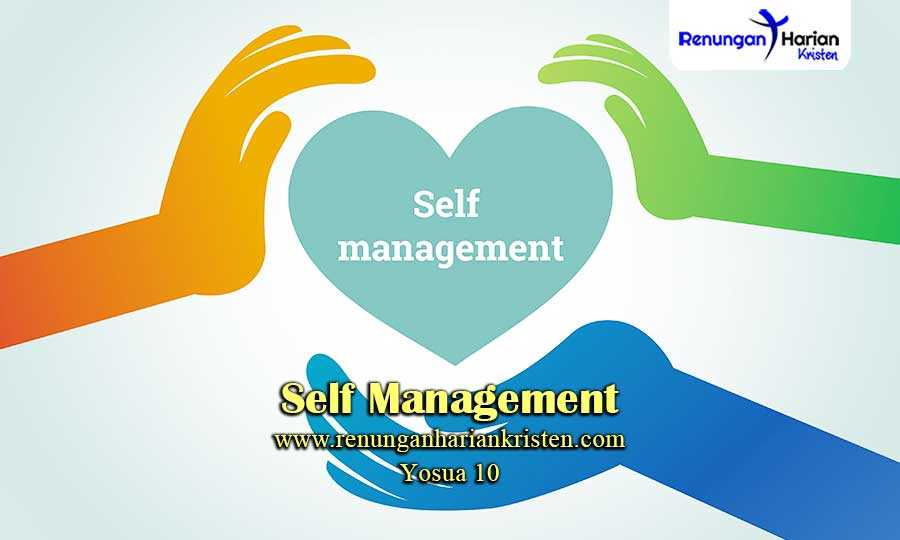Renungan-Harian-Yosua-10-Self-Management