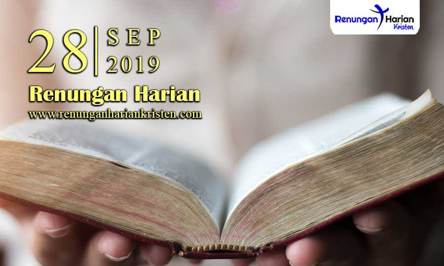 Renungan-Harian-28-Septemberi-2019