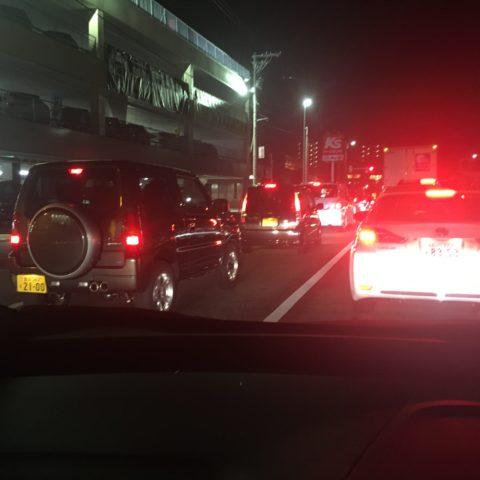 金沢市渋滞