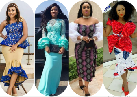 Ankara Gowns Of 2019