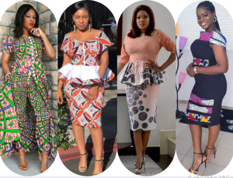 Stylish Ankara designs of 2019