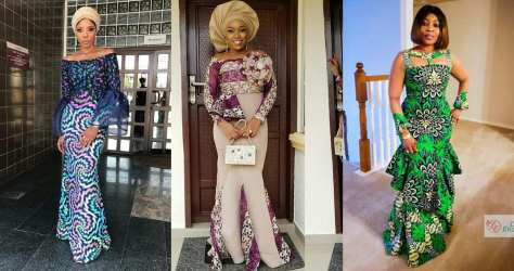 Ankara Outfits Styles For African Women