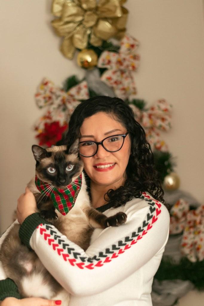Cuidado de mascotas en navidad
