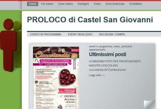 Proloco Castel San Giovanni