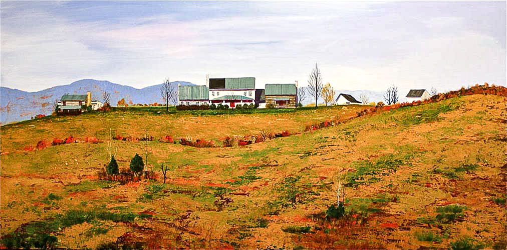 WR Country home