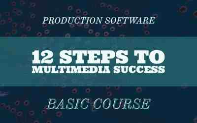Multimedia Software – 12 Steps 1 Block 2