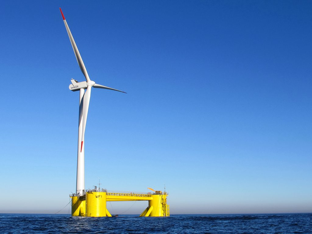Optimización de la Rentabilidad de Plataformas Hibridas de energía Eólica y de las Olas (ORPHEO)