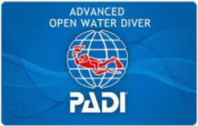 PADI アドバンスド・オープン・ウォーター