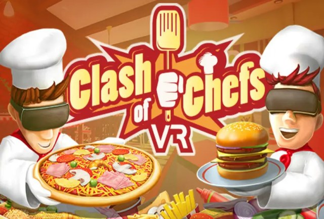 Clash of Chefs VR Repack-Games