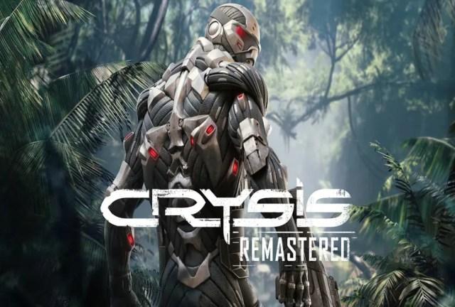 Crysis Remastered Repack-Games