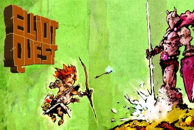 Elliot Quest Free Download Torrent Repack-Games