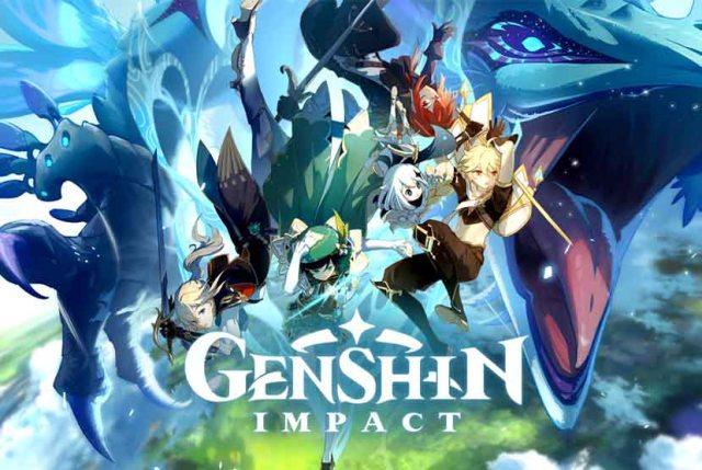 Genshin Impact Free Download Torrent Repack-Games