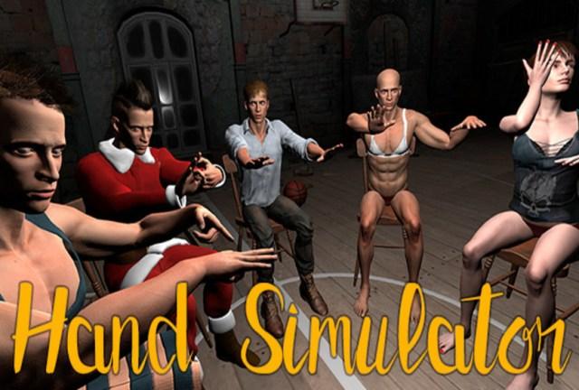 Hand Simulator Repack-Games