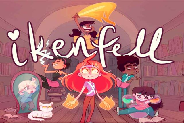 Ikenfell Free Download Torrent Repack-Games