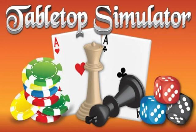 Tabletop Simulator Repack-Games
