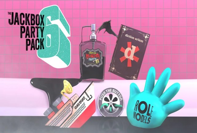 The Jackbox Party Pack 6 Repack-Games