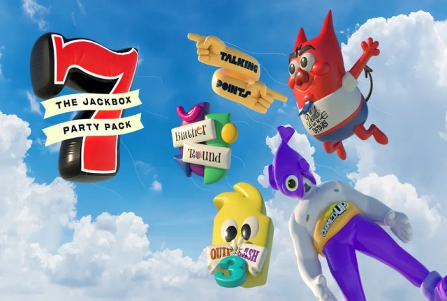 The Jackbox Party Pack 7 Repack-Games