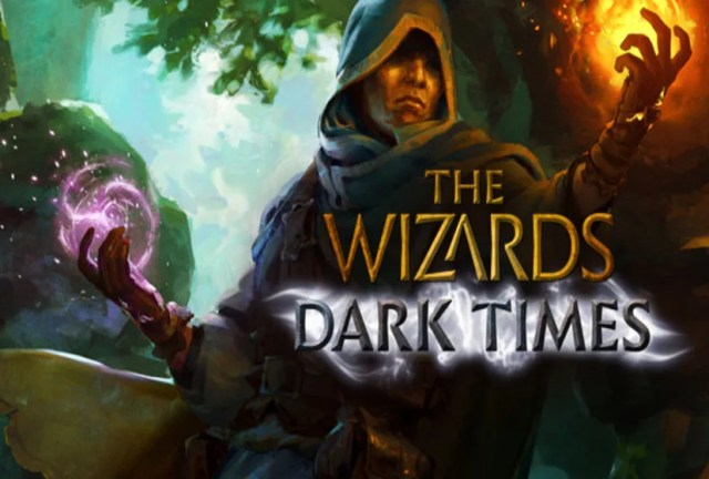 The Wizards - Dark Times Repack-Games