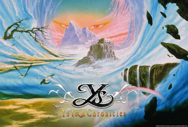Ys I & II Chronicles+ Repack-Games
