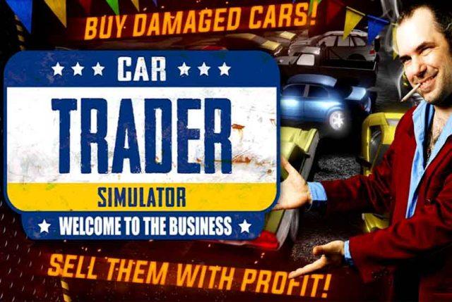 Car Trader Simulator Free Download Torrent Repack-Games