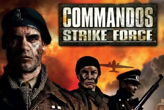 Commandos: Strike Force Repack-Games