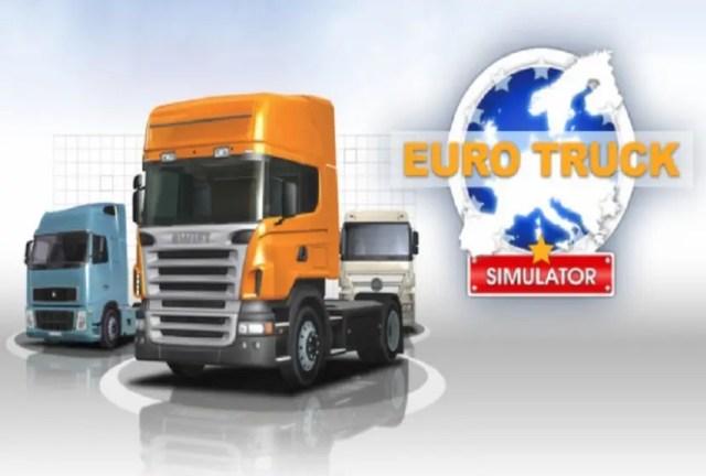 Euro Truck Simulator Repack-Games