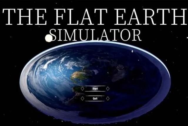 Flat Earth Simulator Free Download Torrent Repack-Games