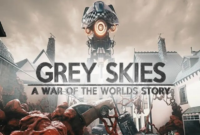 Grey Skies - A War of the Worlds Story Repack-Games