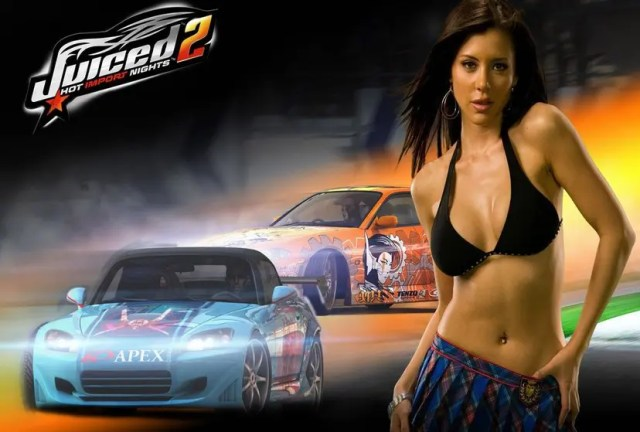 Juiced 2: Hot Import Nights Repack-Games