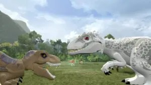 LEGO Jurassic World Free Download Repack-Games