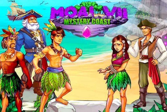 MOAI 7 Mystery Coast Free Download Torrent Repack-Games