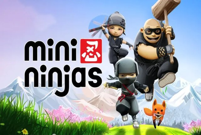 Mini Ninjas Repack-Games