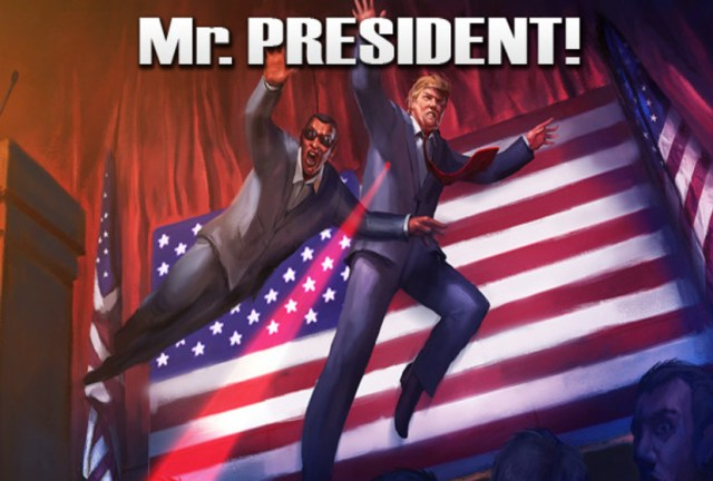 Mr.President! Repack-Games