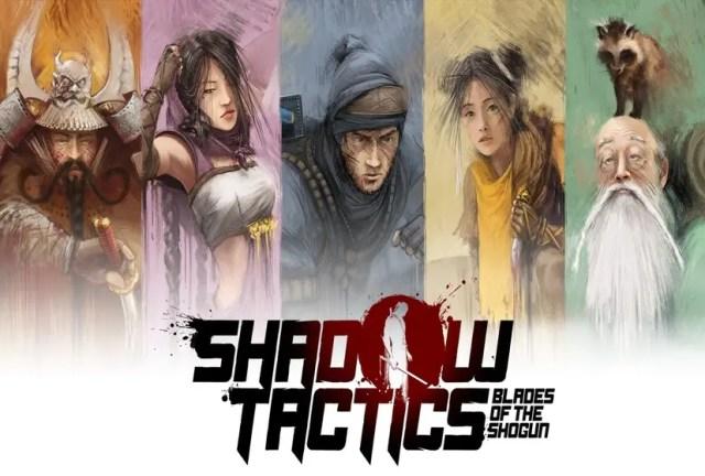 Shadow Tactics: Blades of the Shogun Repack-Games