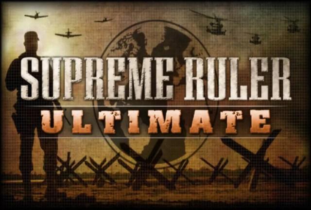 Supreme Ruler Ultimate Repack-Games