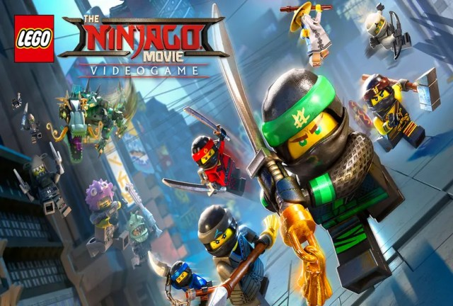 The LEGO NINJAGO Movie Video Game Repack-Games