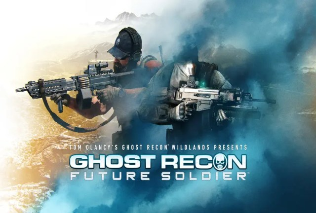 Tom Clancy's Ghost Recon: Future Soldier Repack-Games