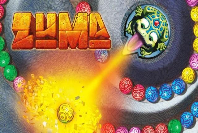 Zuma Deluxe Repack-Games