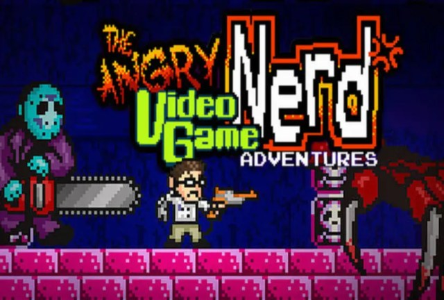 Angry Video Game Nerd Adventures Repack-Games