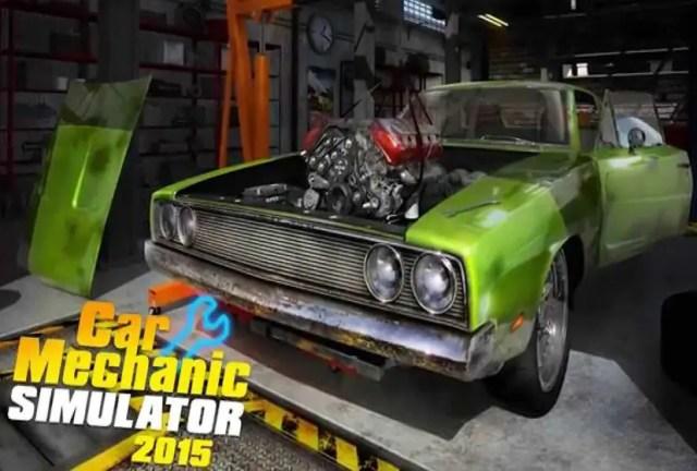 Car Mechanic Simulator 2015 Gold Edition Repack-Games
